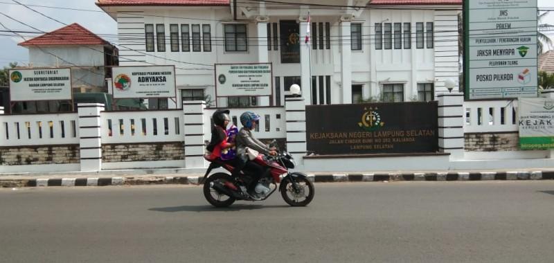 2018, Empat Laporan Tipikor Masuk ke Kejari Lampung Selatan
