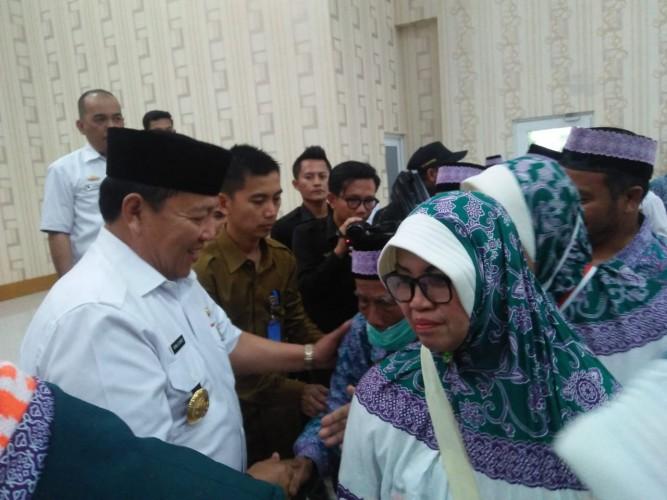 2020, Lampung Jadi Embarkasi Haji Penuh