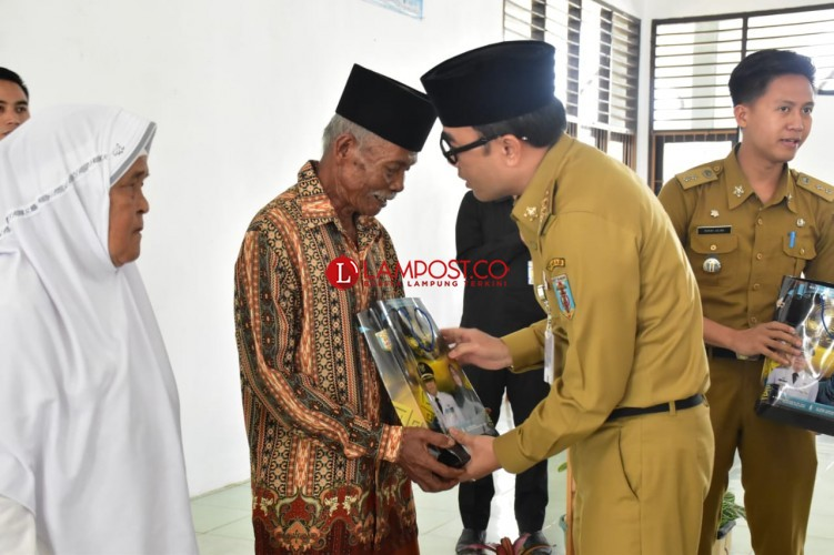 204 Calon Jemaah Haji Way Kanan Ikuti Manasik Haji