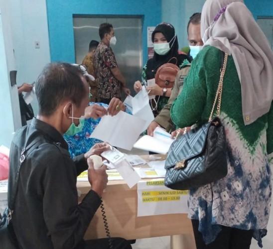 206 Karyawan <i>Lampung Post</i> Telah Divaksin Dosis II