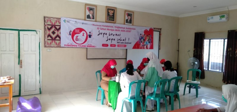 21 Warga Tuba Rutin Jalani Pengobatan HIV AIDS