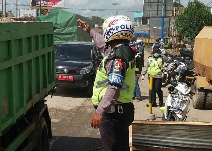 210 Personel Disiagakan Hadapi Arus Libur Nataru di Bandar Lampung