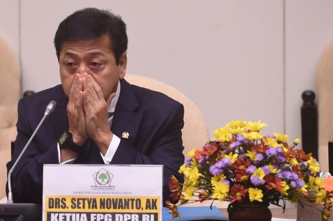 Hari Ini, Sidang Perdana Praperadilan Setya Novanto Digelar