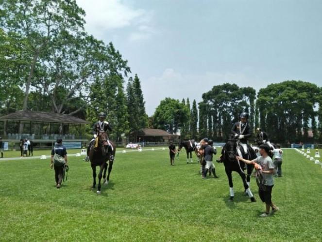 216 Kuda dan 40 Klub Meriahkan The Jakarta Masters
