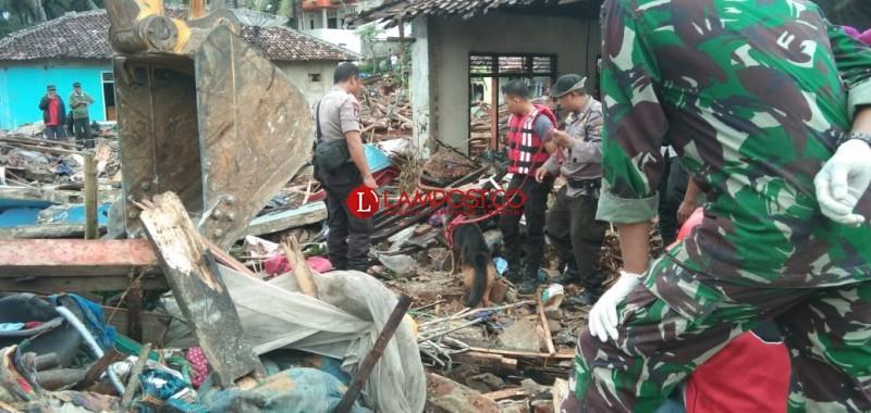 22 Warga Desa Way Muli Meninggal 9 Orang Masih Dicari