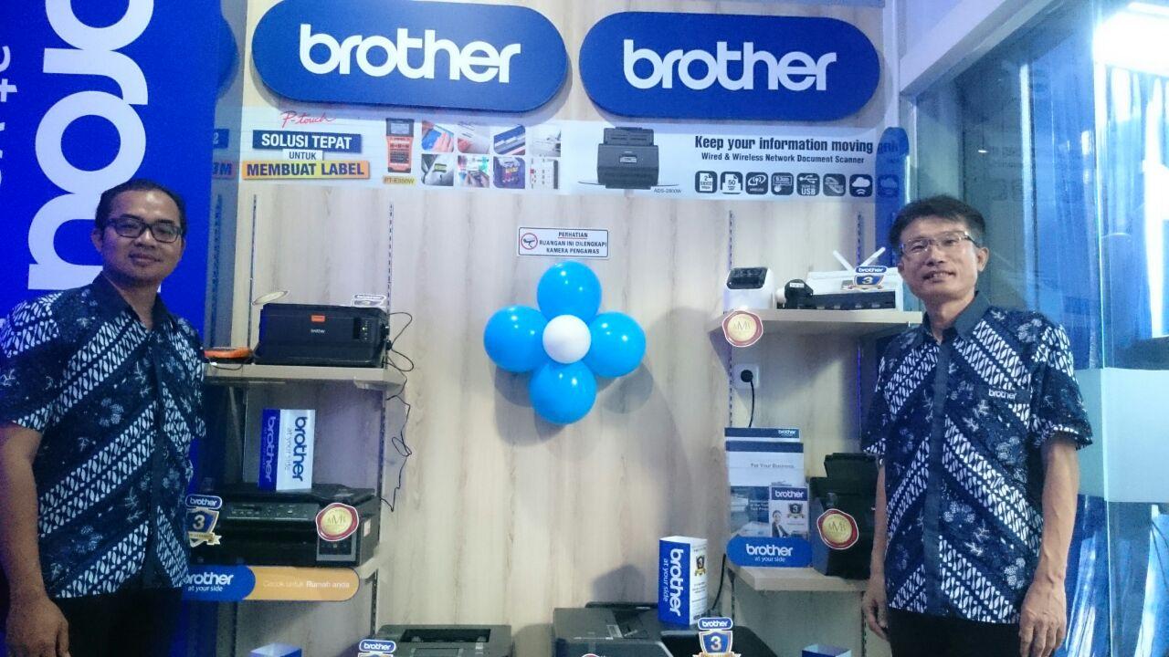 Brother Resmi Layani Pelanggan Lampung