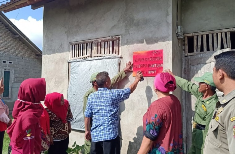 23 Keluarga di Desa Berundung Mundur dari Penerima PKH