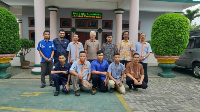23 Pelajar SMK Wakili Lampung di LKS Nasional