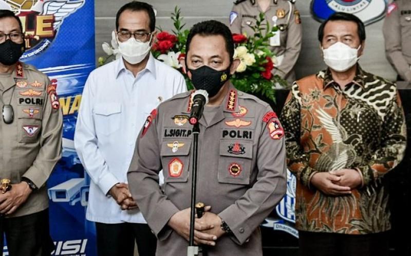 23 Terduga Teroris Ditangkap Terkait Bom Makassar