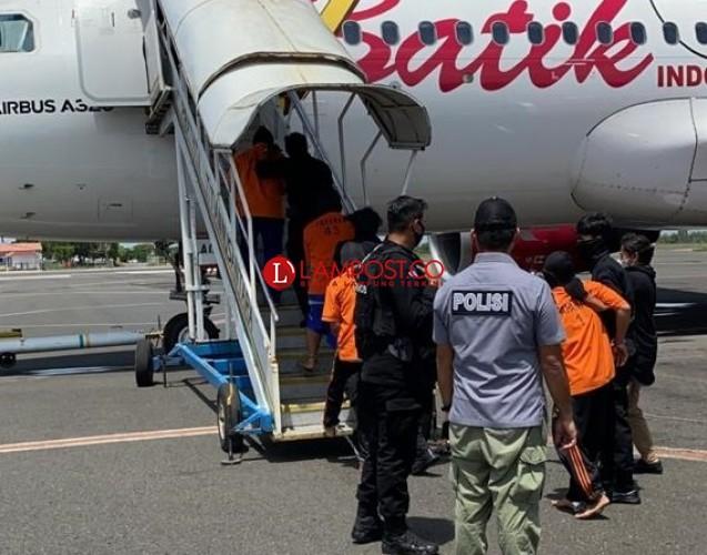 23 Teroris Jamaah Islamiyah Ditangkap dari 8 Lokasi di Sumatra