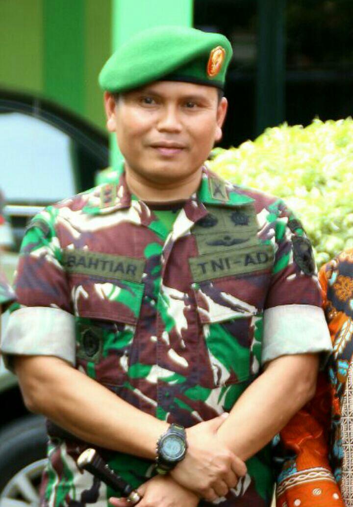 Dandim Lampura Ajak Warga Tubaba Nobar Film G30S/PKI