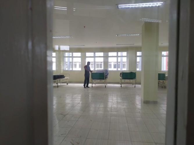 24 Ruang Isolasi Pasien Covid-19 Masih Tersedia di Tuba