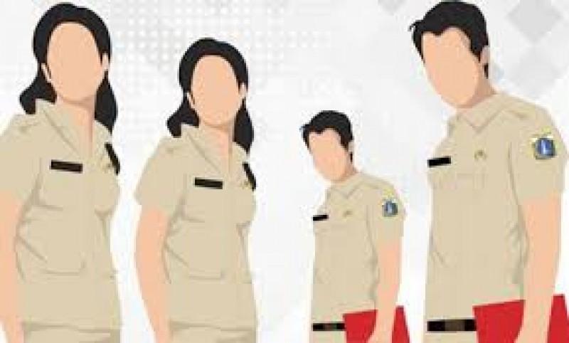 Ratusab PNS Lamtim Terancam Tidak Dapat Pelayanan Kepegawaian