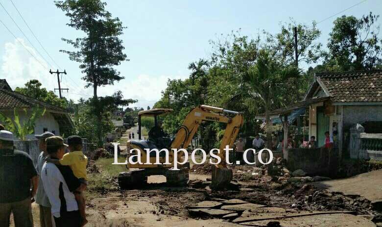 Kerugian Banjir Bandang di Kalianda Capai Miliaran Rupiah