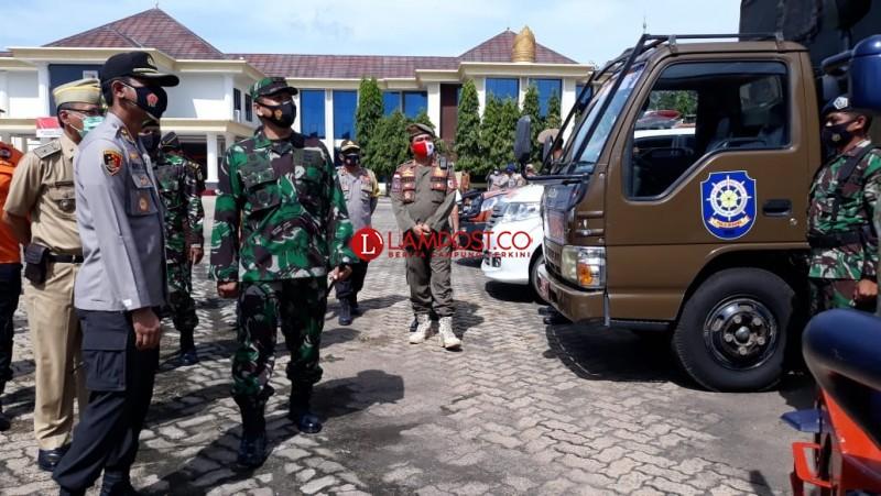 250 Personel Gabungan di Tuba Siaga Bencana dan Nataru