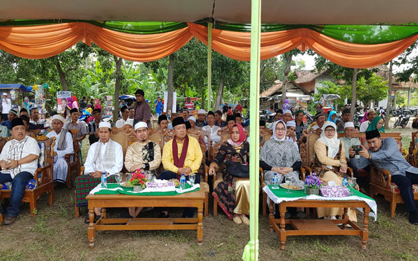 Ribuan Warga Hadiri Pengajian Akbar Arinal di Banjarbaru