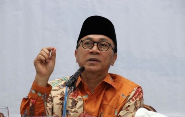 Jokowi Diminta Ketua MPR RI Hentikan Kegaduhan