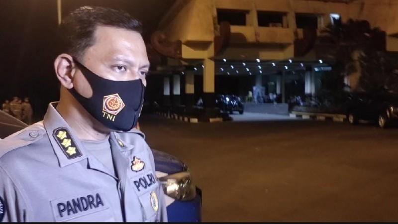 26 Luka dan 11 Orang Ditahan Buntut Kericuhan di Depan DPRD Lampung