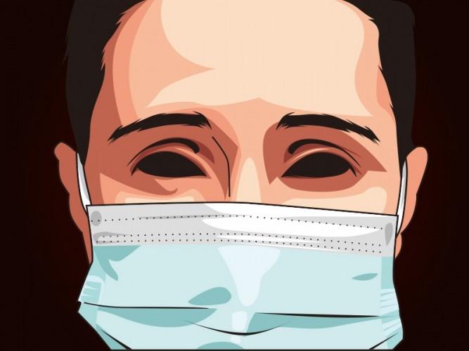 Empat Pasien Covid-19 Tulangbawang Isolasi Mandiri di Rumah