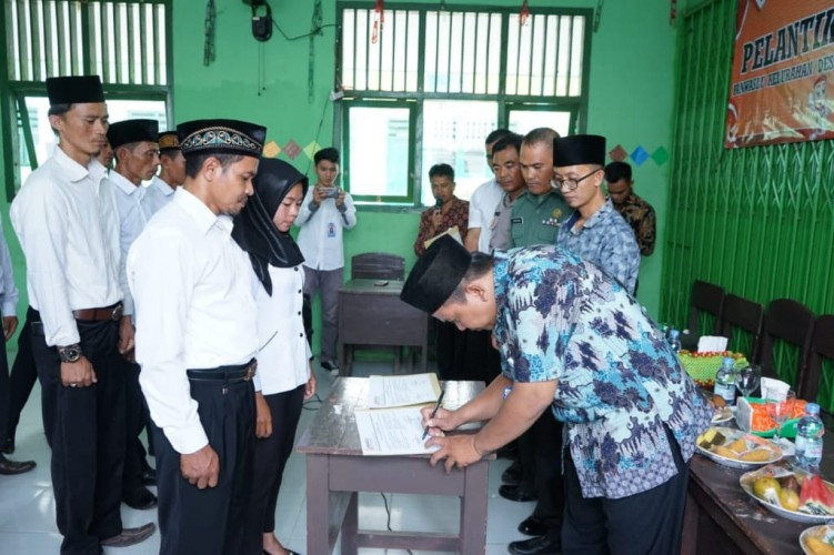 260 Panwas Lampung Selatan Resmi Dilantik