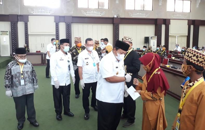 27 Kafilah Lampung Siap Berlaga di MTQ Nasional XXVIII