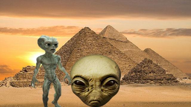 Misteri Alien