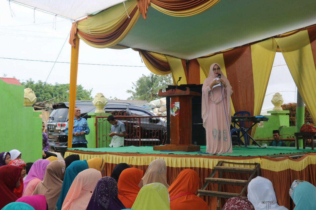 BKMT Kotabumi Utara Gelar Pengajian Akbar Bulanan