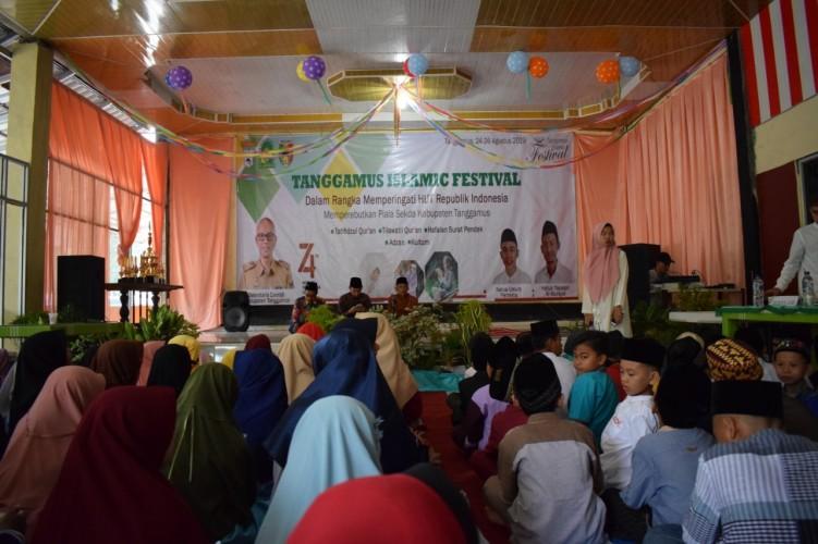 280 Peserta Meriahkan Festival Islami Tanggamus