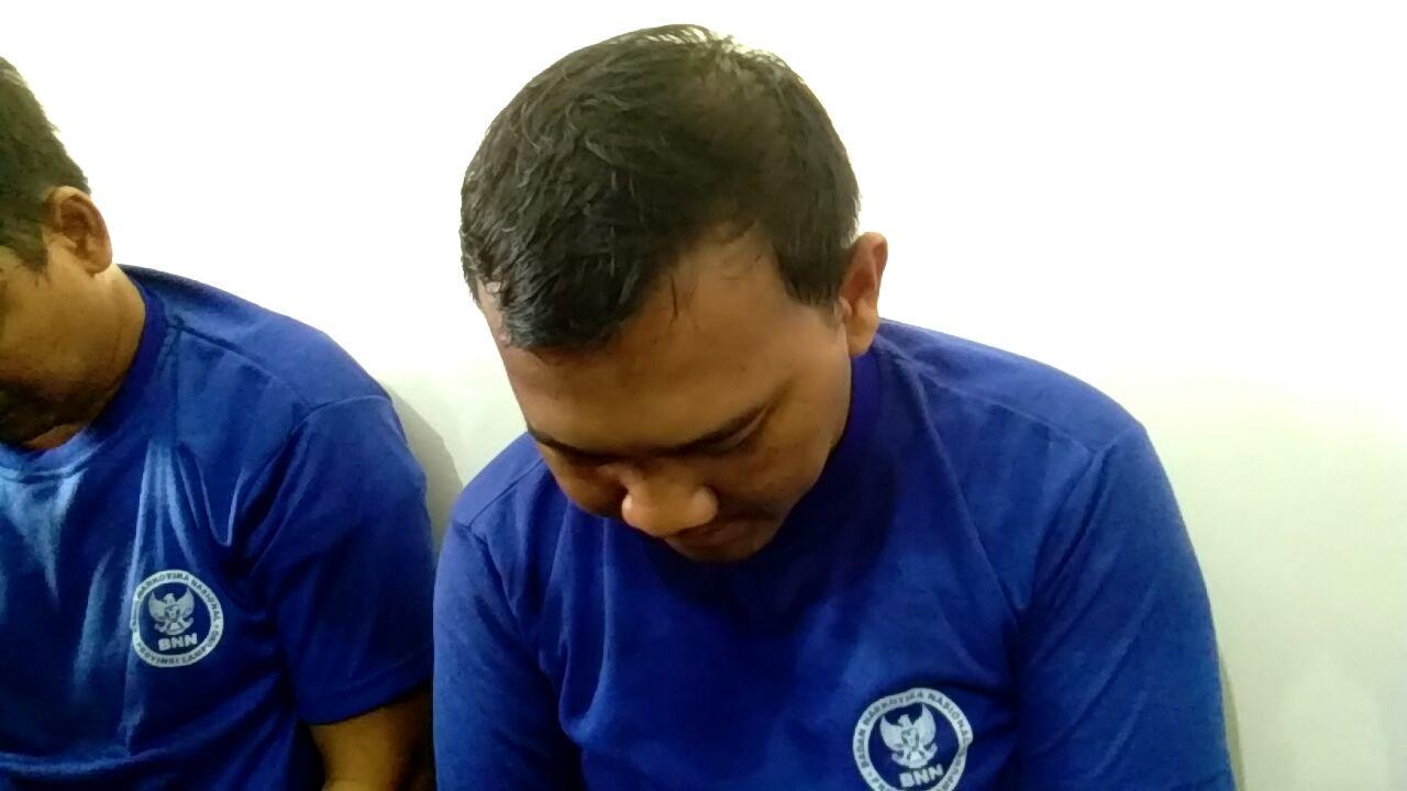 LAMPOST TV:BNN Ekspos Penangkapan 5 Kg Sabu Libatkan Oknum Polisi dan Sipir