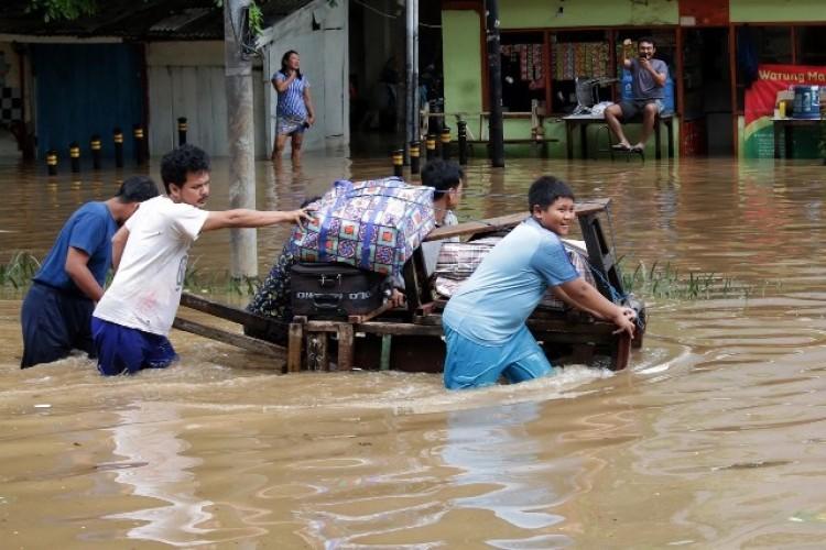 297 Bencana Melanda Indonesia Sepanjang Januari