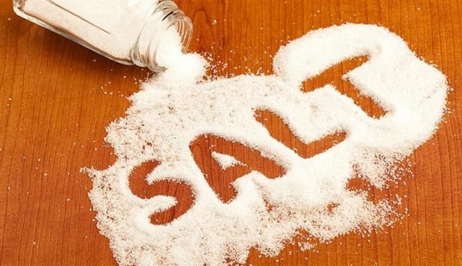 Garam dan Gagal Jantung