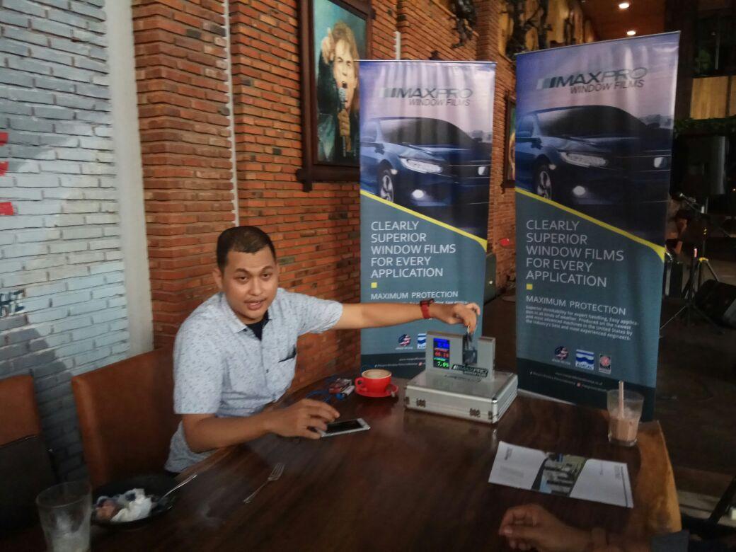 Kaca Film Maxpro Hadir di Lampung