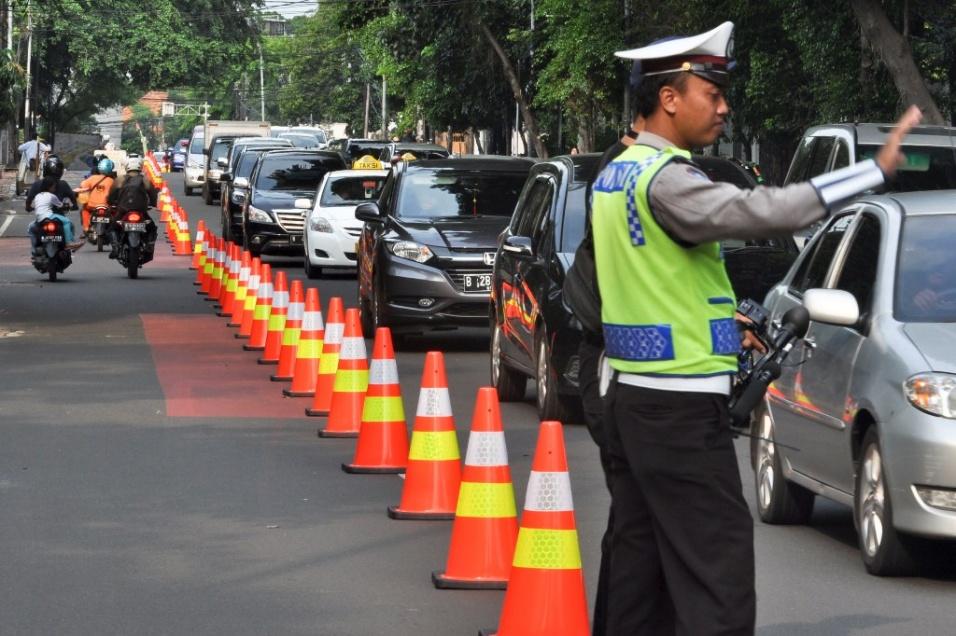 Bersifat Sementara, Rekayasa Jalan Flyover Tunggu Hasil Forum Lalu Lintas