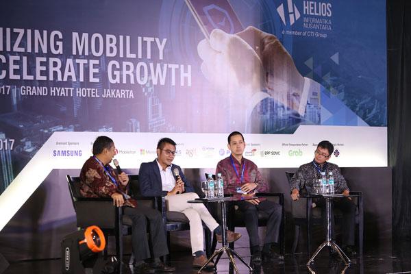 Pameran Teknologi Helios Mobility Day Digelar