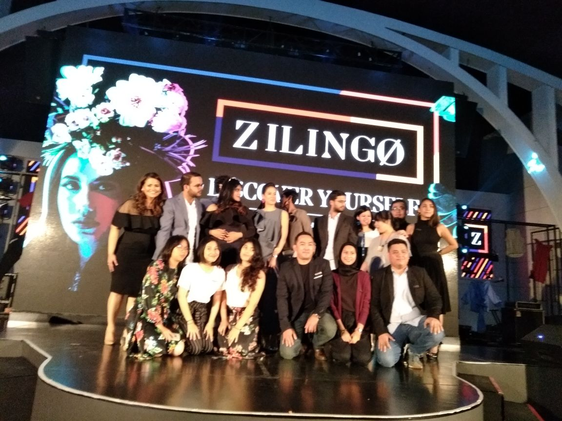 Zilingo Kampanyekan Siapasihlo di Jakarta