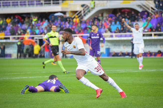 AS Roma Bekap Tuan Rumah Fiorentina