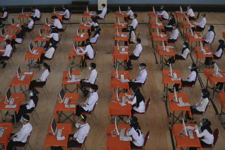 3.090 Peserta Siap Ikuti Tes SKD CPNS dan PPPK Lampura