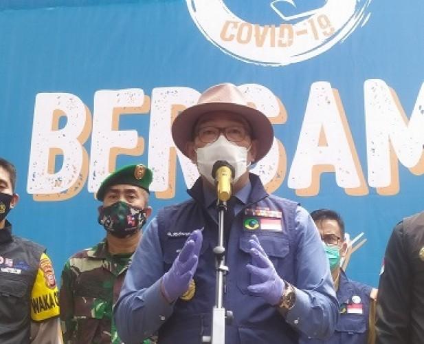3 Daerah di Jawa Barat Masuk Zona Merah Covid-19