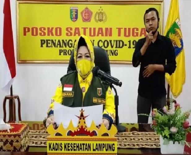 3 Pasien Baru Asal Bandar Lampung Hasil <i>Tracing</i> Pasien 232