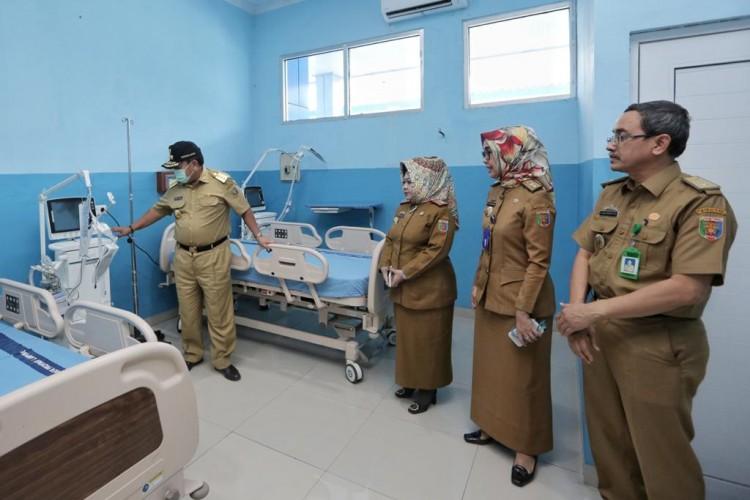 3 Rumah Sakit di Lampung Bersiap Hadapi Virus Korona