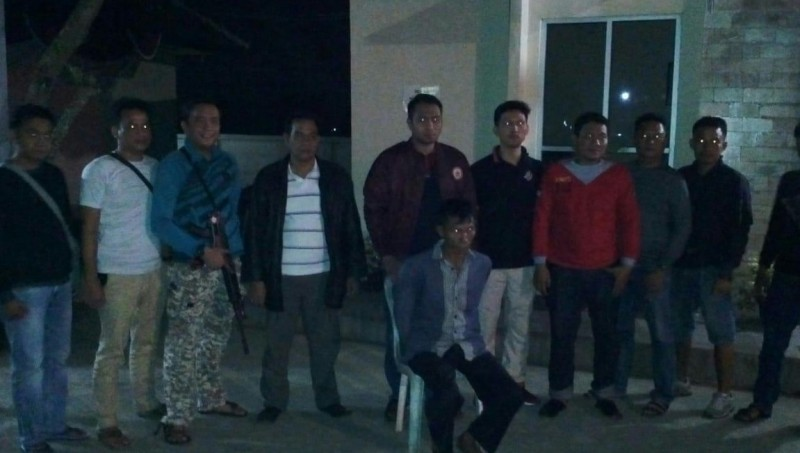 3 Tahun Buron, DPO Begal di Lampura Ini Dibekuk Tekab 308