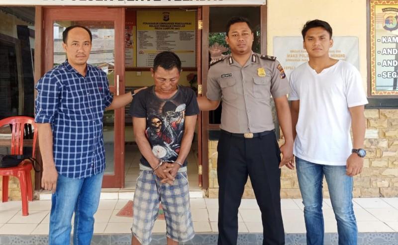 3 Tahun Buron, Pelaku Penculikan 3 Warga Gedungjaya Ditangkap