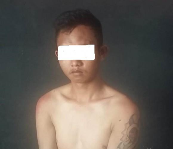3 Tahun Buron, Pemuda Bertato Ini Akhirnya Ditangkap