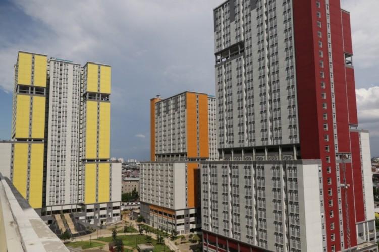 3 Tower Tambahan untuk Pasien Korona di Wisma Atlet