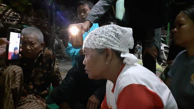 31 Tahun Hilang, Carmi Dikenali Lewat Tanda Lahir