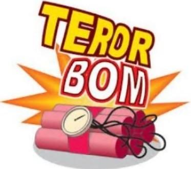 Densus 88 Dalami  Teror Bom Lampung