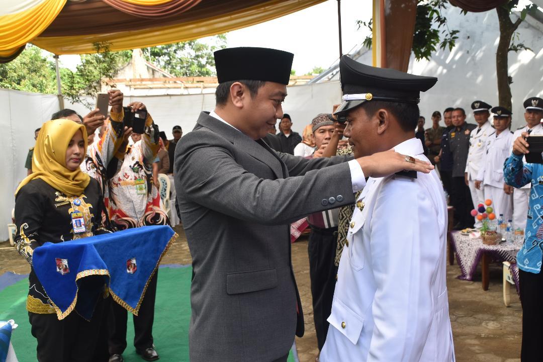 Bupati Lampung Utara Ingatkan Kades agar Paham Tugas