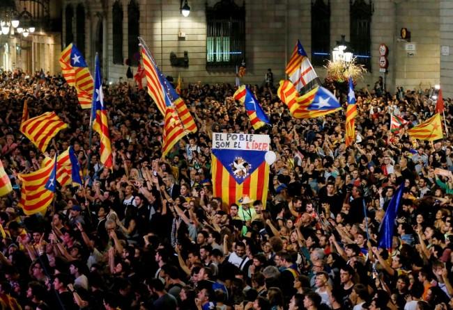 Catalonia Deklarasikan Kemerdekaan, Spanyol Rapat Darurat