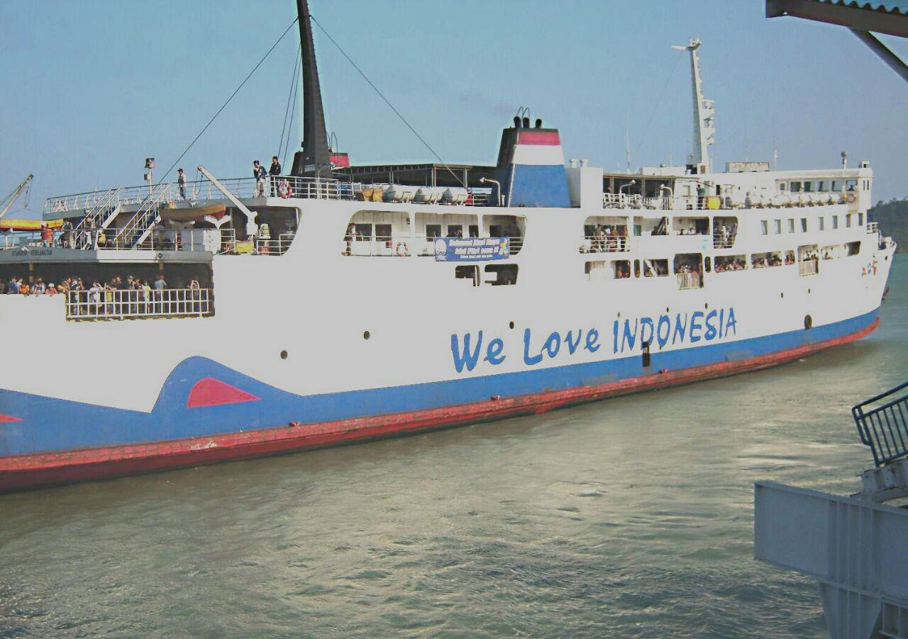 Hadapi Lebaran, Tahun Ini ASDP Siapkan 65 Kapal