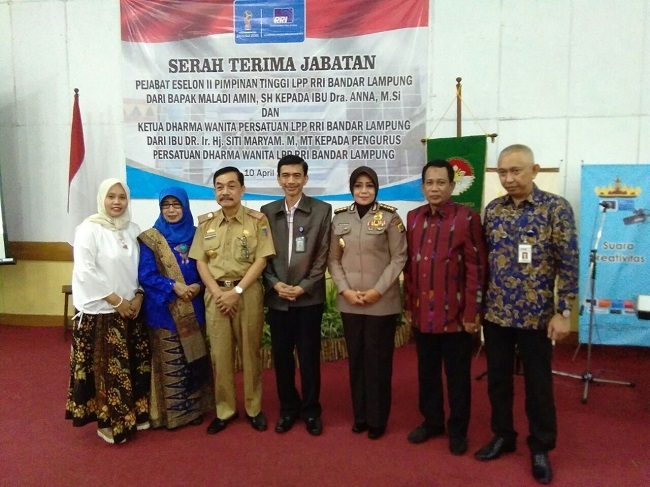 LPP RRI Bandar Lampung Diminta Siap Hadapi Konvergensi Media